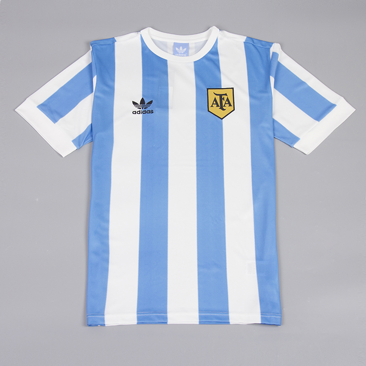 b7b8a12de Argentina 1978 World Cup Champs Retro Jersey [Free Shipping]