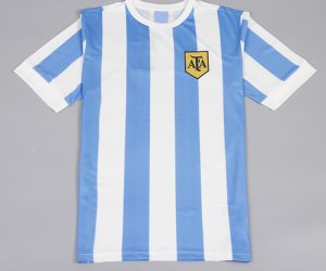 Shirt Front, Argentina 1978 World Cup