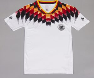 Shirt Front, Germany 1994 Home Short-Sleeve Kit