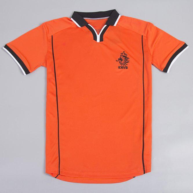 Shirt Front, Netherlands 1998-2000