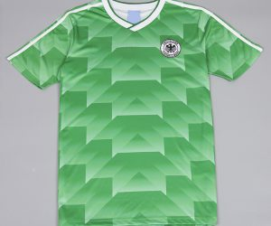 Shirt Front, West Germany 1988 Away