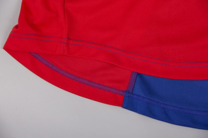 Shirt Opening, Barcelona 1999-2000 Home Short-Sleeve Centenary