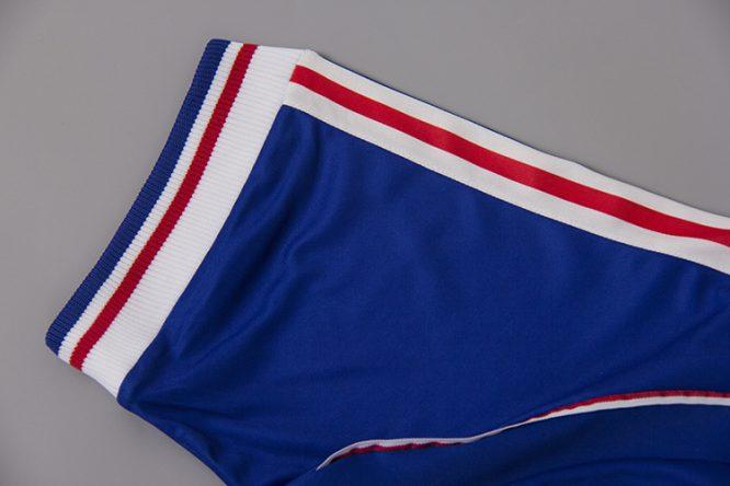 Shirt Sleeve, France 1998 Home Short-Sleeve Kit
