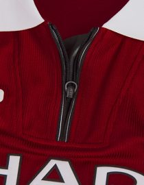 Shirt Zipper, Manchester United 1998-99 Short-Sleeve
