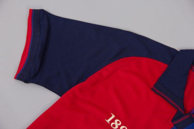 Shirt Sleeve Alternate, Barcelona 1999-2000 Home Short-Sleeve Centenary
