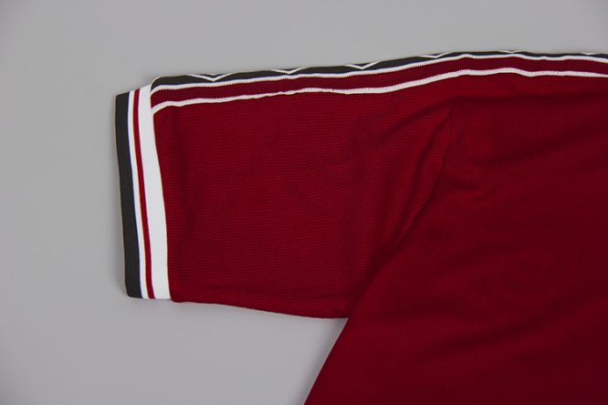 Shirt Sleeve Alternate 2, Manchester United 1998-2000 Short-Sleeve