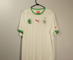 Shirt Front, Algeria 2010 World Cup