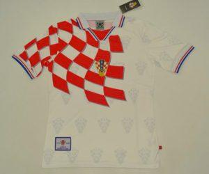 Shirt Front, Croatia 1998 World Cup Home