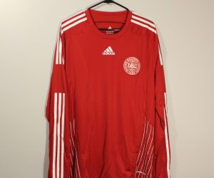 Shirt Front, Denmark 2010 Player-Issue