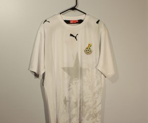 Shirt Front, Ghana 2006 World Cup