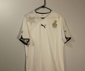 Shirt Front, Ghana 2010 World Cup