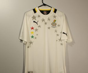 Shirt Front, Ghana 2013 AFCON