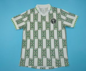 Shirt Front, Nigeria 1994 World Cup Home