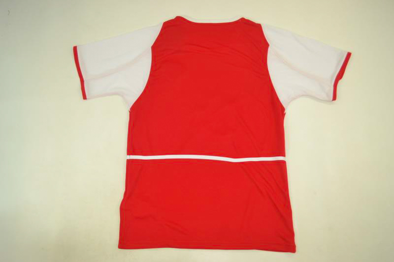 c8932a25 Arsenal 2003-2004 Short Sleeve Retro Jersey [Free Shipping]