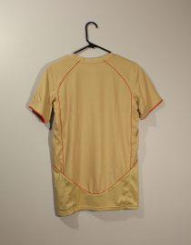 Shirt Back Blank, Switzerland 2006 Gold Third
