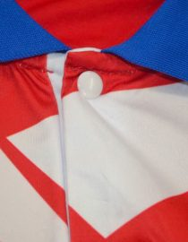 Shirt Front Alternate, Chile 1998 World Cup Home
