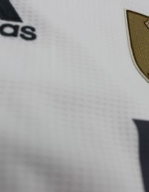 Shirt Front Club World Cup Logo, Real Madrid 2015/2016 Short-Sleeve
