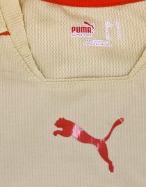 Shirt Puma Sign, Switzerland 2006 Gold Third