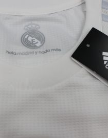 Shirt Collar Front, Real Madrid 2015/2016 Short-Sleeve