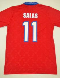 Salas Nameset, Chile 1998 World Cup Home