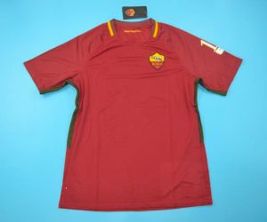 Shirt Front, AS Roma 2016-2017 Totti Farewell Match
