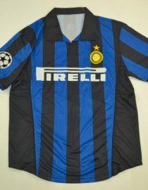 Shirt Front, Inter Milan 1998-1999 Home Short-Sleeve
