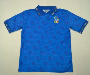 Shirt Front, Italy 1994 Home Short-Sleeve