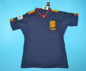 Shirt Front, Spain 2010 World Cup Final Away