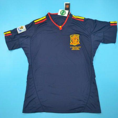Shirt Front, Spain 2010 World Cup Final Away