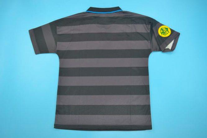 Shirt Back Blank, Inter 1997-1998 Third Short-Sleeve