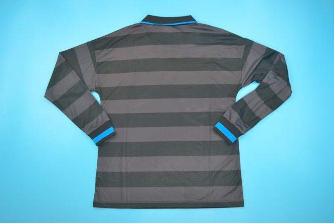 Shirt Back Blank, Inter Milan 1997-1998 Third Long-Sleeve
