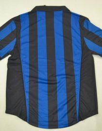 Shirt Back Blank, Inter Milan 1998-1999 Home Short-Sleeve