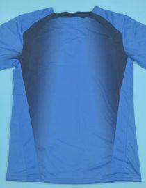 Shirt Back Blank, Italy 2006 Home Short-Sleeve