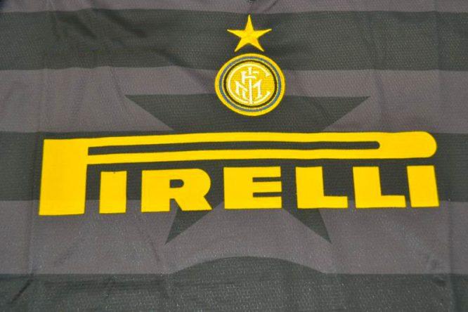 Shirt Front Alternate, Inter 1997-1998 Third Short-Sleeve