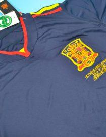 Shirt Front Alternate, Spain 2010 World Cup Final Away