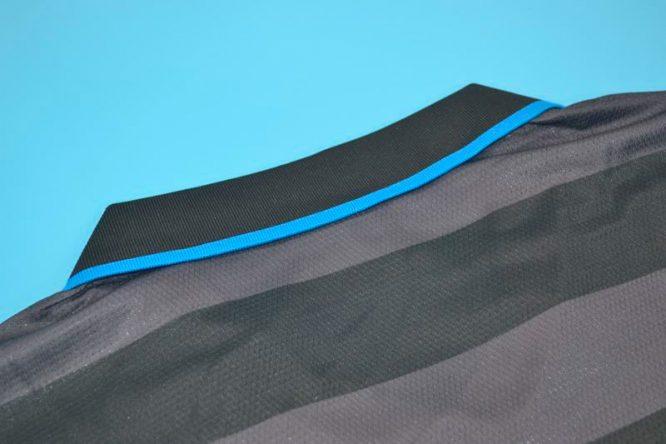 Shirt Collar Back, Inter 1997-1998 Third Short-Sleeve