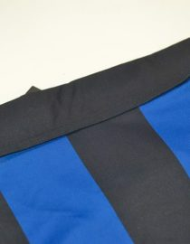 Shirt Collar Back, Inter Milan 1998-1999 Home Short-Sleeve