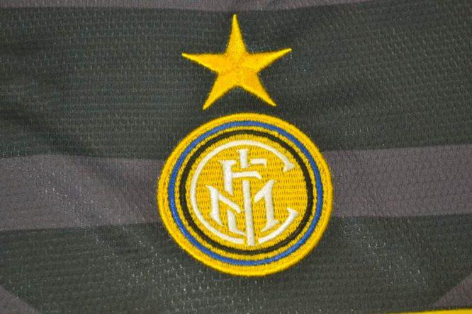 Shirt Inter Milan Emblem, Inter 1997-1998 Third Short-Sleeve