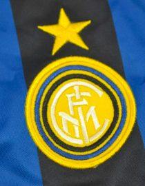 Shirt Inter Milan Emblem, Inter Milan 1998-1999 Home Short-Sleeve