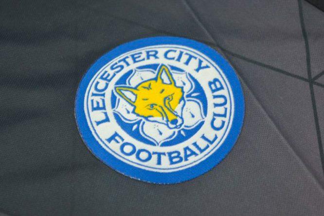 Shirt Club Emblem, Leicester City 2015-2016 Away
