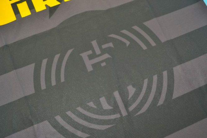 Shirt Texture, Inter 1997-1998 Third Short-Sleeve