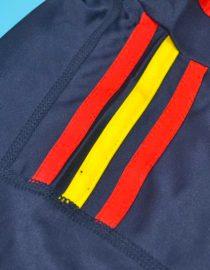Shirt Upper Sleeve Details, Spain 2010 World Cup Final Away