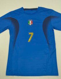 Del Piero Front Nameset, Italy 2006 Home Short-Sleeve