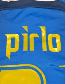 Pirlo Nameset Alternate, Italy 2006 Home Short-Sleeve