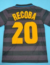 Recoba Nameset, Inter 1997-1998 Third Short-Sleeve