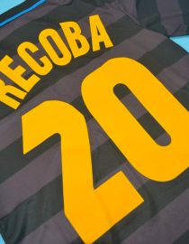 Recoba Nameset Alternate, Inter 1997-1998 Third Short-Sleeve