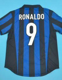 Ronaldo Nameset, Inter Milan 1998-1999 Home Short-Sleeve