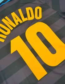 Ronaldo Nameset Alternate, Inter 1997-1998 Third Short-Sleeve