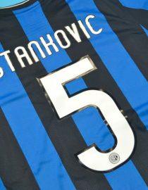 Stankovic Nameset Alternate, Inter Milan 2010 Champions League Final Short-Sleeve