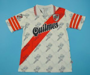 Shirt Front, River Plate 1996-1997